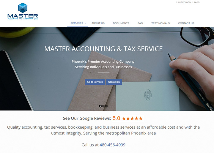 master accountant