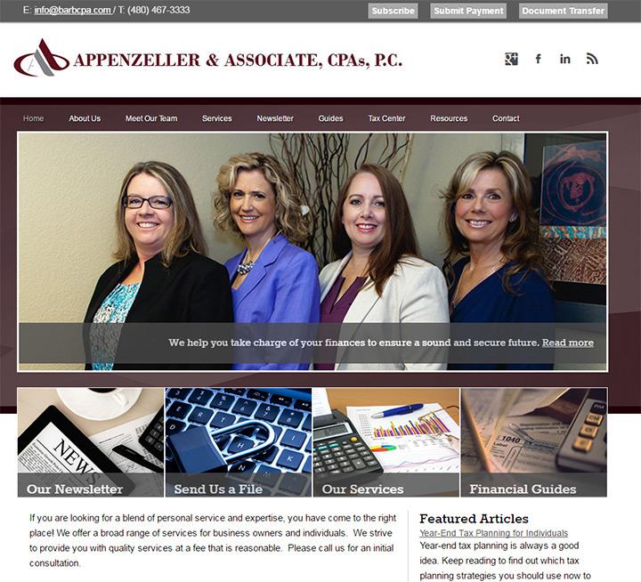 appenzeller associates