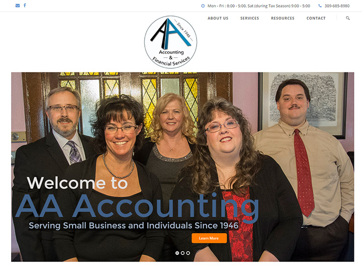 aa accounting