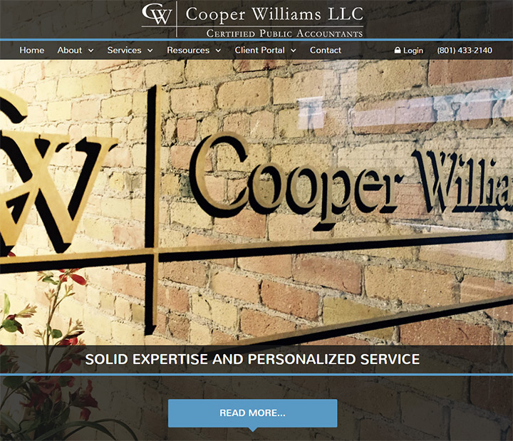 cooper williams cpa