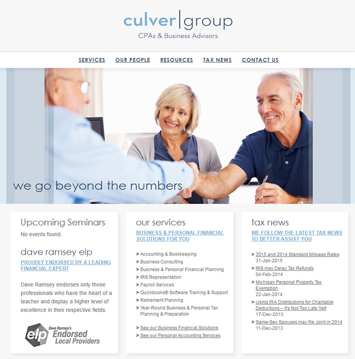 culver group cpa