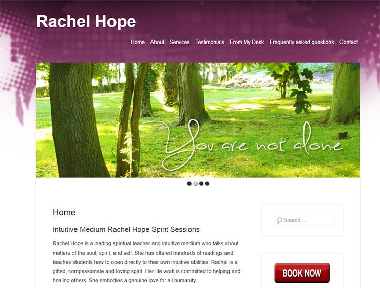 rachel hope