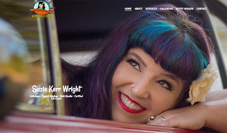 astro girl website