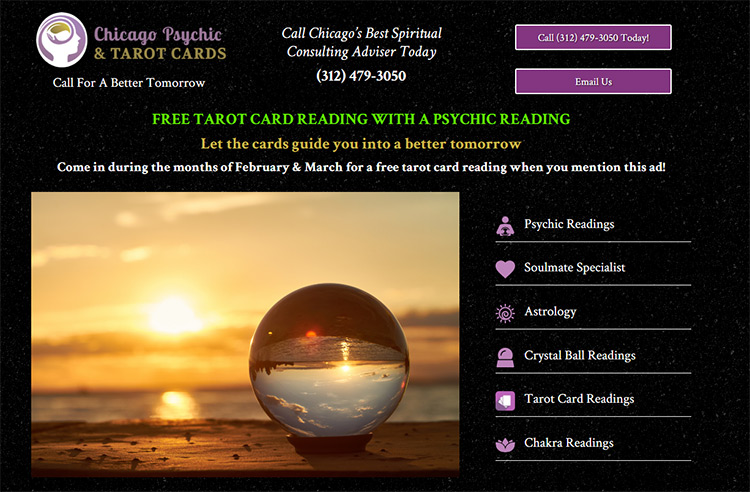 lakeview psychic