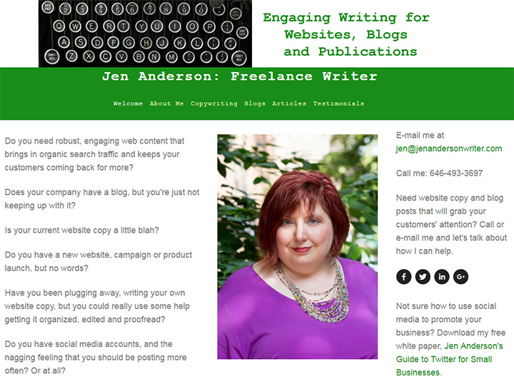 jen anderson writer