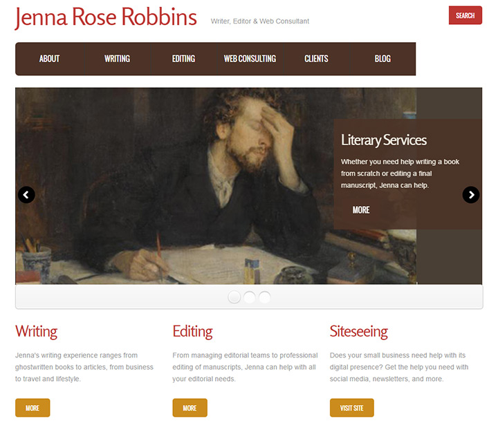 jenna rose robbins