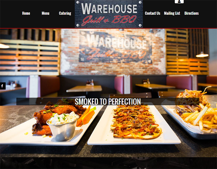 warehouse grill bbq