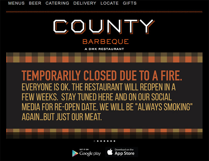 county barbecue