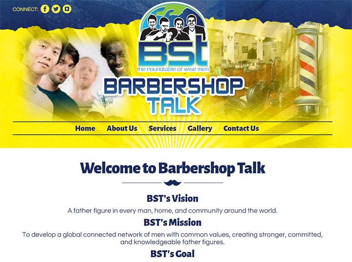 talk about hair salon