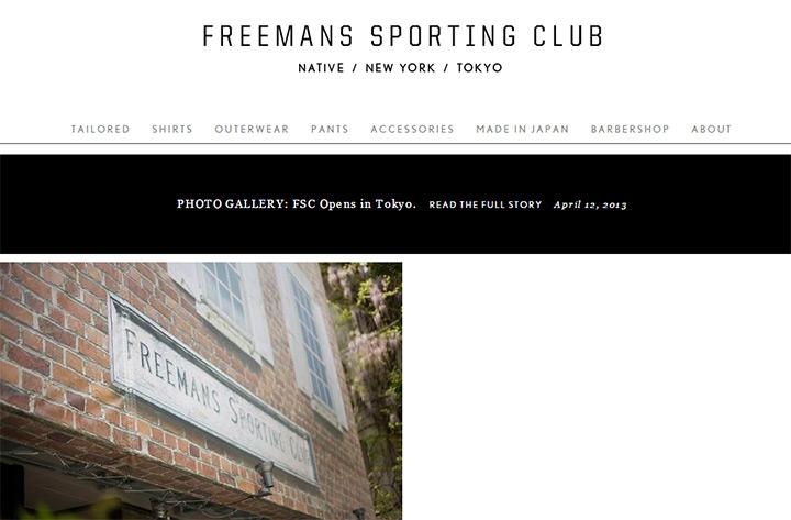 freemans club