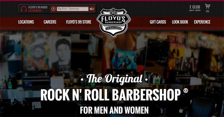 floyds barber
