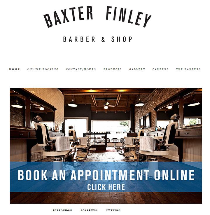 baxter finley