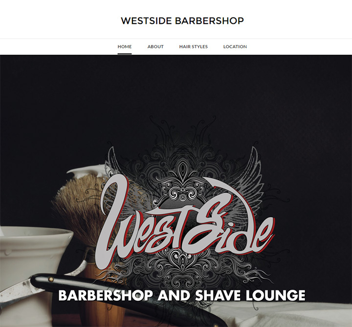 west side barber