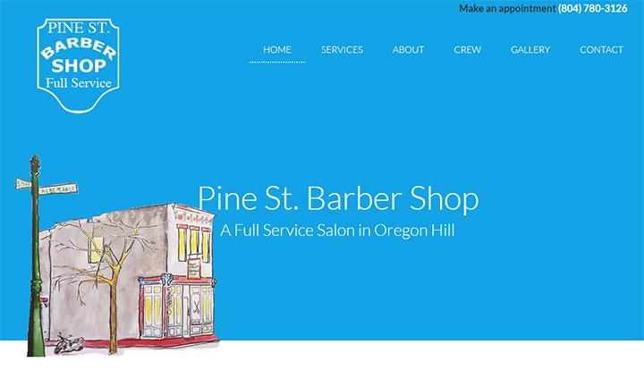 pine street barber