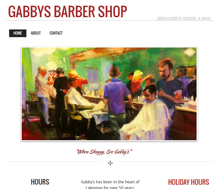 gabby barber