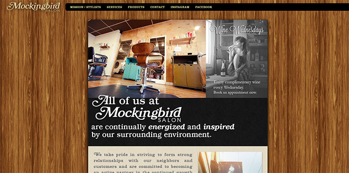 mockingbird salon