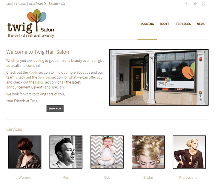 twig salon