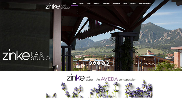 zinke hair studio