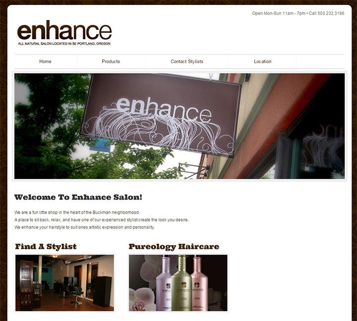 enhance portland