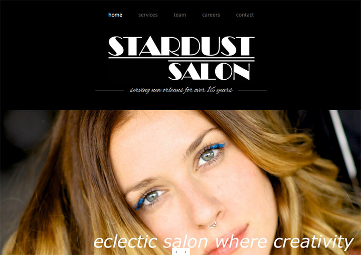 stardust salon