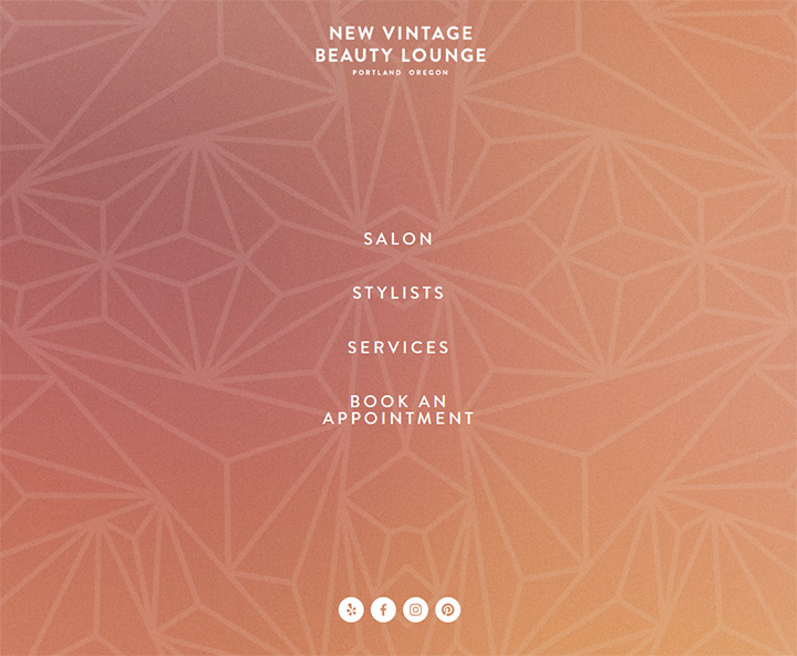 new vintage salon