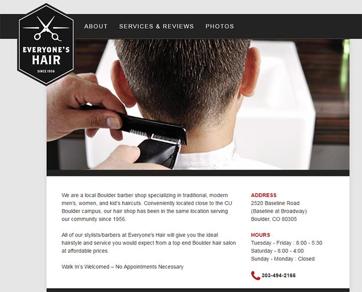 100 Beauty Amp Hair Salon Website Designs