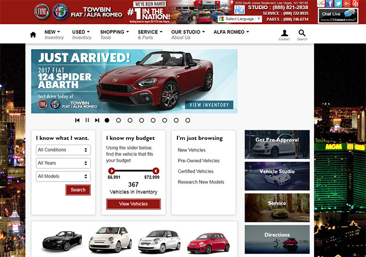 Fort Wayne Kia >> 100 Best Car Dealership Website Designs