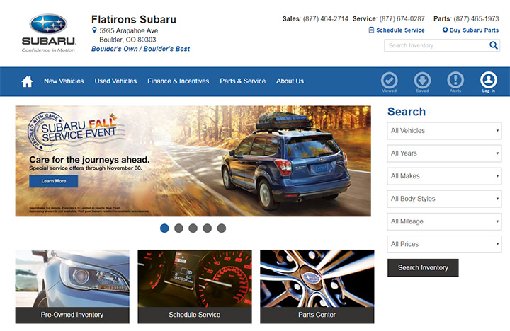 Ray Skillman Hyundai >> 100+ Best Car Dealership Website Designs
