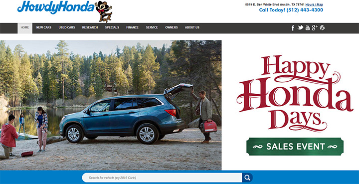100 Best Car Dealership Website Designs