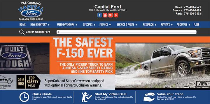 Bob Howard Auto Group >> 100+ Best Car Dealership Website Designs