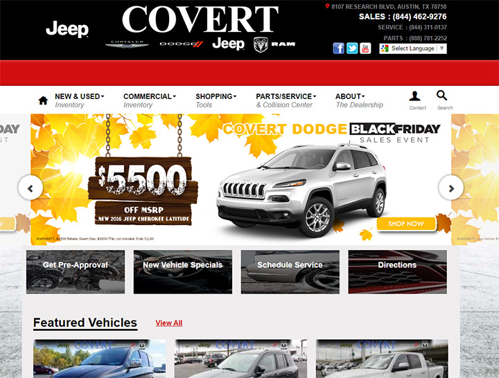 covert chrysler dodge