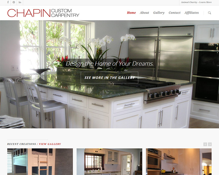 chapin carpentry