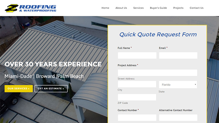 z roofing