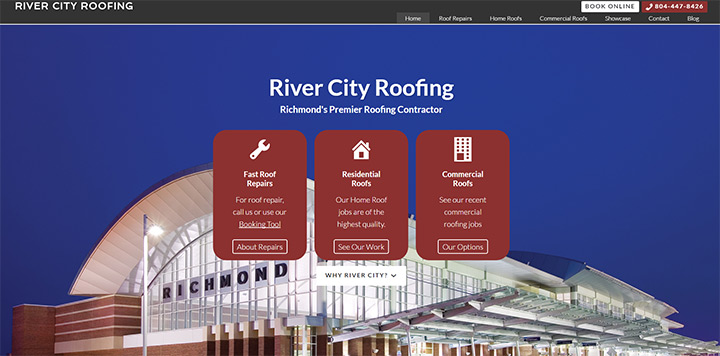 river view roofing
