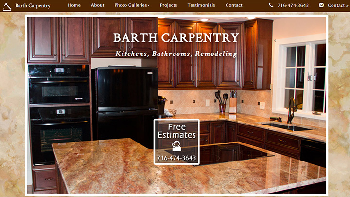 barth kitchens