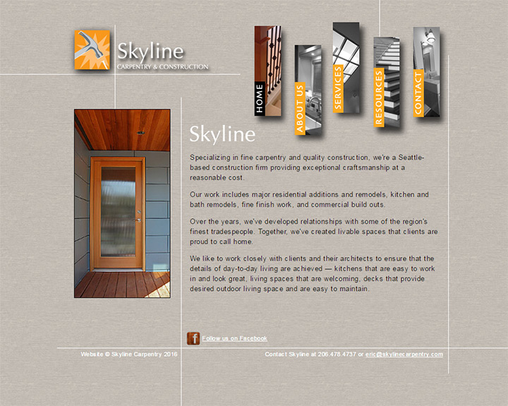skyline carpentry