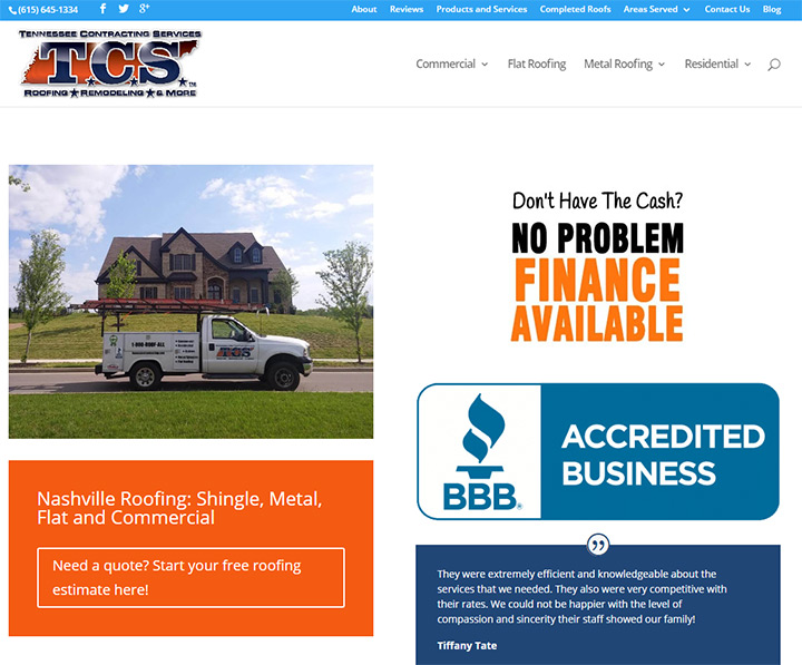 tcs roofing