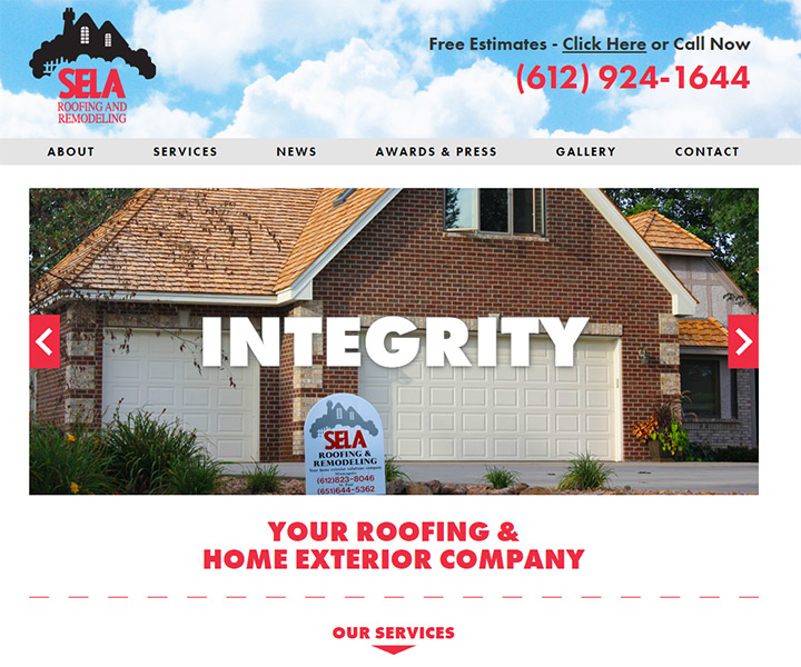 sela roofing