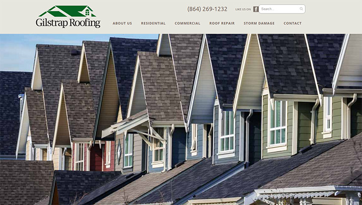 gilstrap roofing