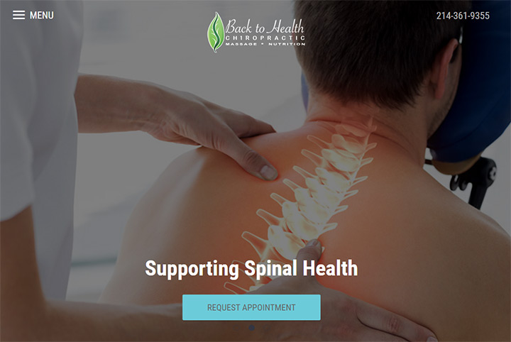 back to health chiro