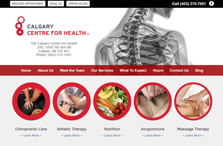 calgary centre health