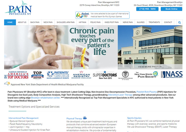 pain physicians