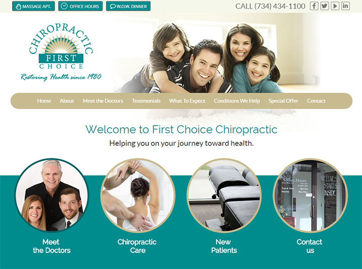 first choice chiro