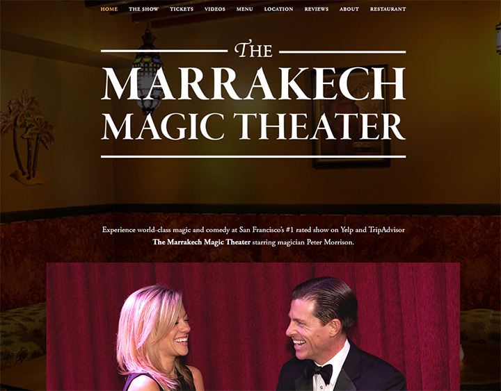 sf magic theater