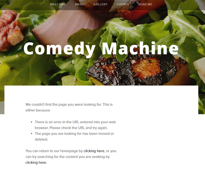comedy machine