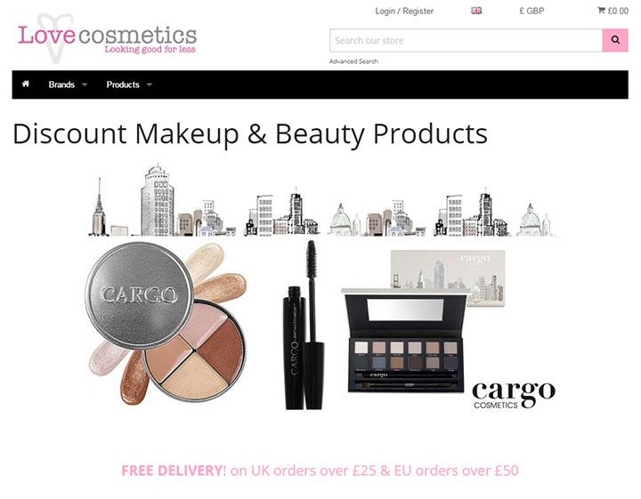 love cosmetics