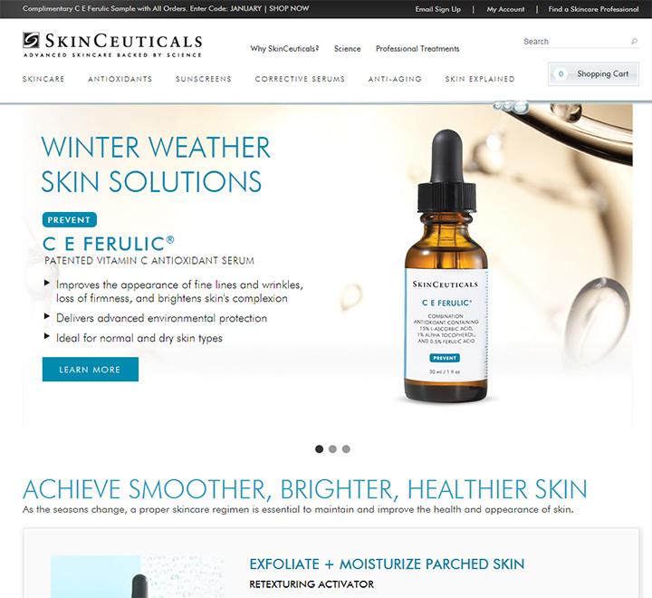 skin ceuticals