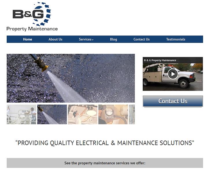 bg maintenance