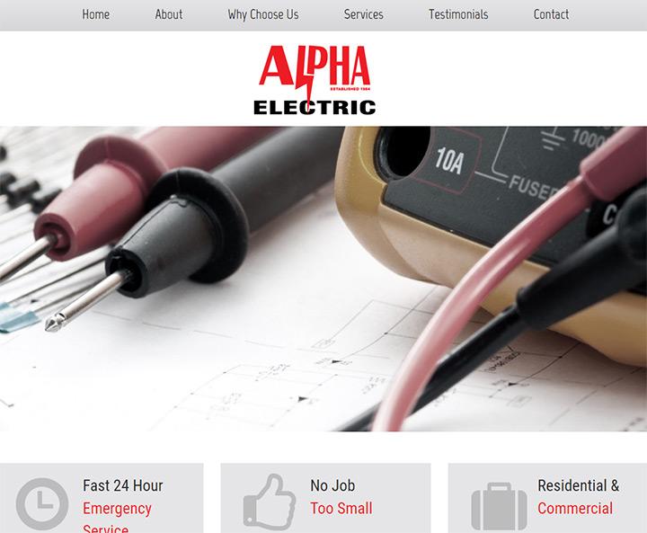 alpha electric