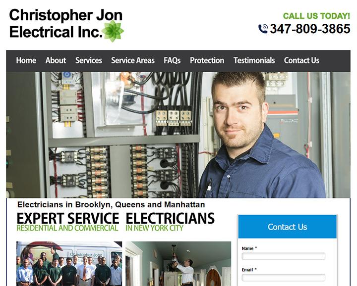 chris jon electrical